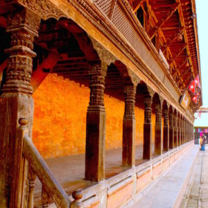 Bhaktapur Durbar Square at Kathmandu Heritage Site Tour
