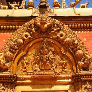 Bhaktapur Premises at Kathmandu Heritage Site Tour