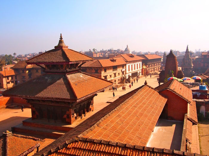 Durbar Square View at Kathmandu Heritage Site Tour