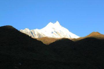 Manaslu at Manaslu Circuit Trekking