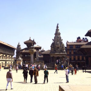 Patan Durbar Square at Kathmandu Heritage Site Tour
