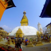 Swayambhunath at Kathmandu Heritage Tour