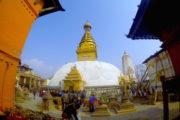 Swayambhunath Kathmandu Trip