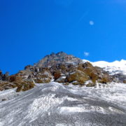 Thorang Pass at Annapurna Circuit Trekking