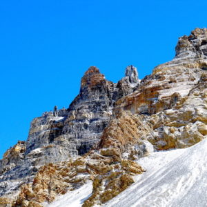 Thorang Pass at Annapurna Circuit Trekking