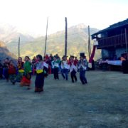 Community Children enjoying the stay