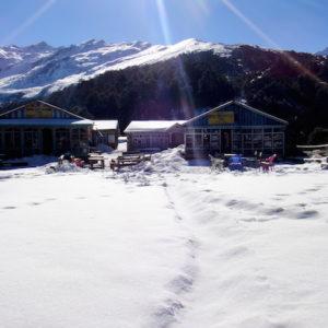 Cholangpati at Gosaikunda Helambu Trekking