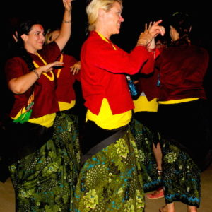 Cultural show participation, Responsible Trekking in Nepal
