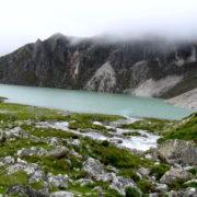 Gokyo lake at Everest Basecamp