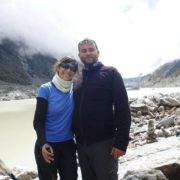 Tsho Rolpa at Rolwaling Valley Trekking