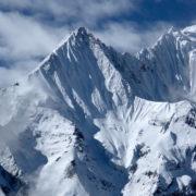 Himchuli at Annapurna Circuit Trekking