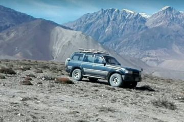Hire Land Cruiser in Nepal