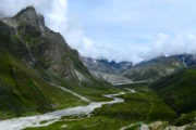 Imja Valley at Everest Basecamp Trekking