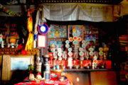 Inside Tamang home at Tamang Heritage Trail