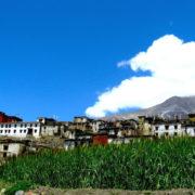 Jharkot at Annapurna Circuit Trekking