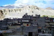 Kagbeni at Annapurna Circuit Trekking