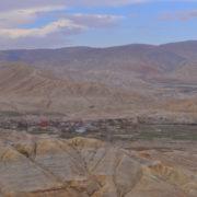 Lomangthan at Upper Mustang Trekking