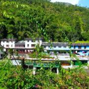 Nayapul Village at Annapurna Basecamp Trekking