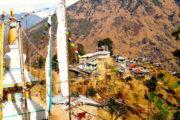 Tamang Village at Tamang Heritage Trail