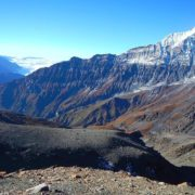Dhaulagiri Circuit Trekking on the way