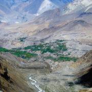 Muktinath View at Annapurna Circuit Trekking