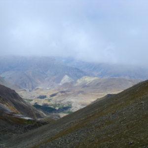 Muktinath on the way to Annapurna Circuit Trekking