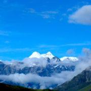 Imja lake view in Everest Basecamp