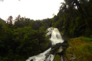 Waterfalls on Rolwaling Trekking