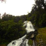 Waterfalls on Rolwaling Trekking