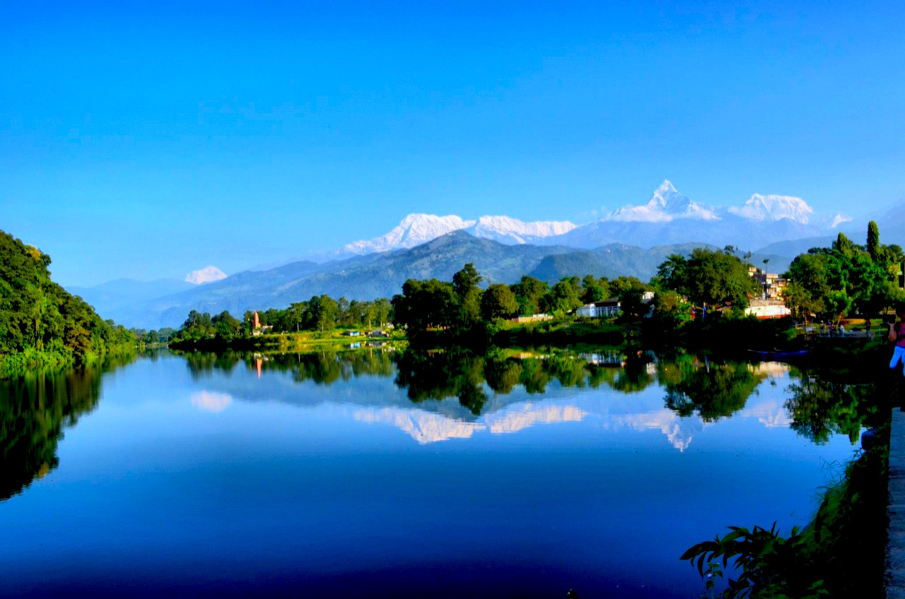Few Lake Pokhara