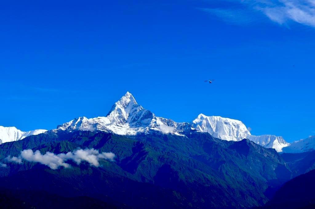 How to reach Pokhara