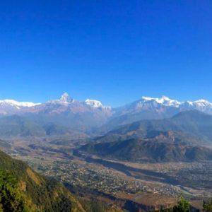 Pokhara Sarankot View Point