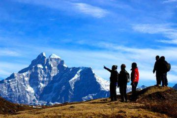 Jiri Cherdung Camping Trip Nepal
