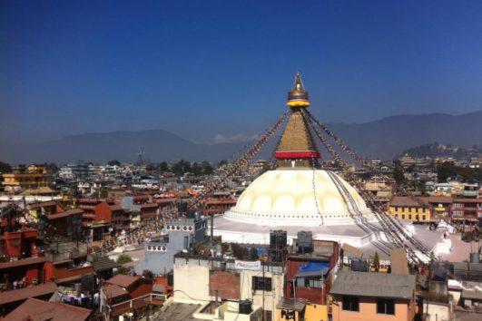 Bouddha, Buddhist Pilgrimage site in Nepal