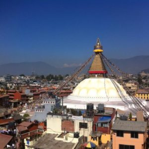 Bouddha, Buddhist Pilgrimage site in Nepal