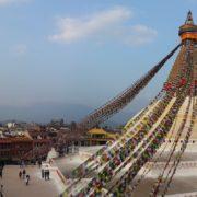 Bouddha, Buddhist Pilgrims in Nepal