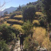 Community at Khopra Trekking