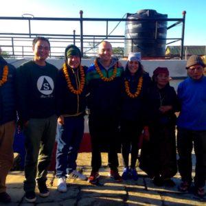 custom trip Nepal group