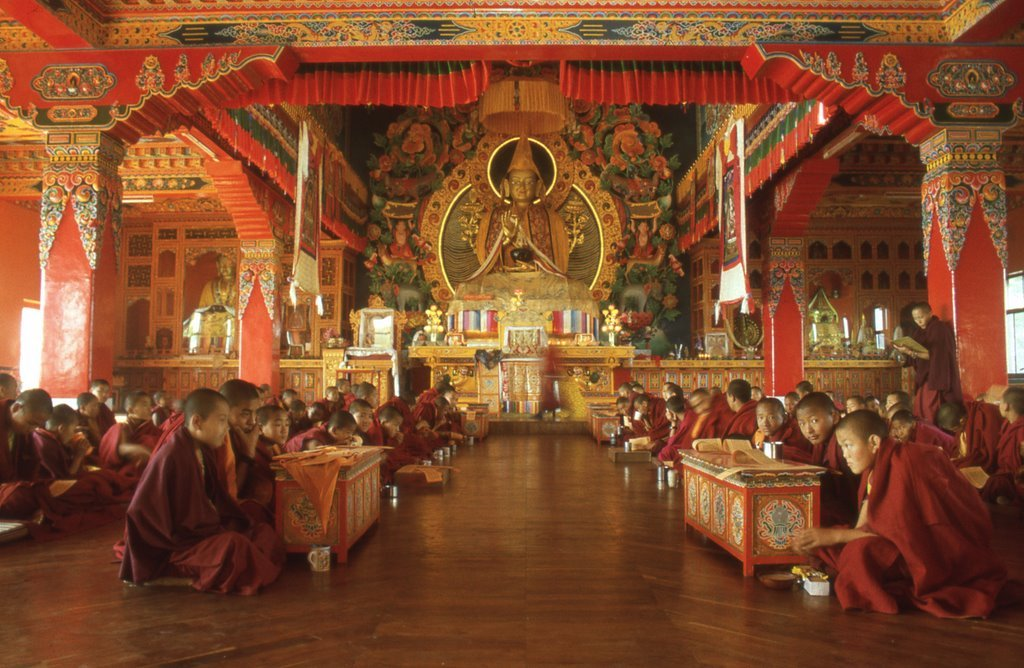 Kapan, Buddhist Pilgrimage site in Nepal