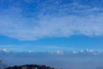 Mountain View day trip at Nagarkot