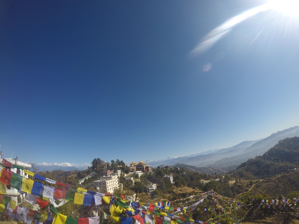 View from Namobuddha One day trip