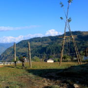 Nangi at Mohara Khopra Community Trek