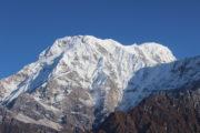Annapurna Massif at Mardi Himal Trek
