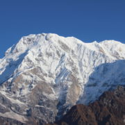 Annapurna Massif at Mardi Himal Trek
