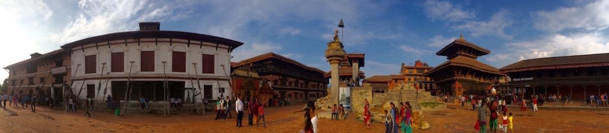Bhaktapur Area