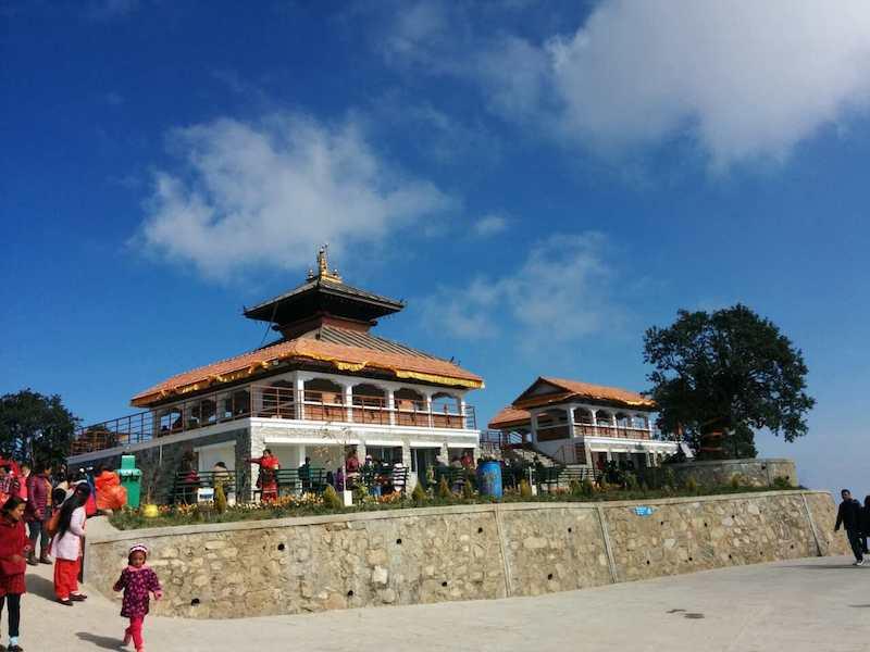 Bhaleswor Temple Kathmandu