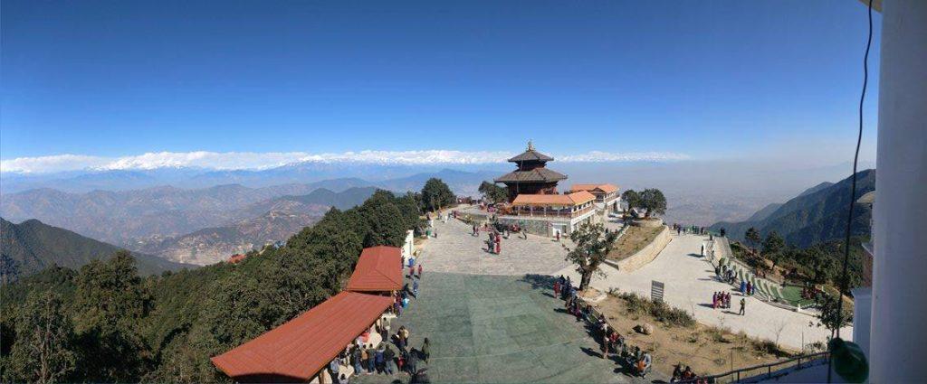 Chandragiri Hills Kathmandu