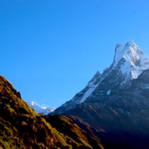 Mount Machchapuchchre