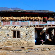 New house at Epicentre Nepal Earthquake