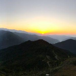 Sunrise View Point Ghalegaun
